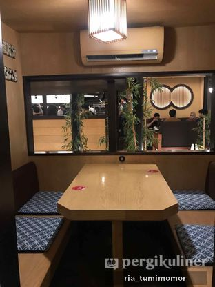 Foto review Okuzono Japanese Dining oleh riamrt  2