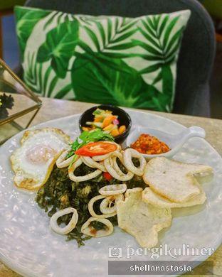 Foto 5 - Makanan(Nasi Goreng Tinta Cumi) di The Kyfie Kitchen oleh Shella Anastasia