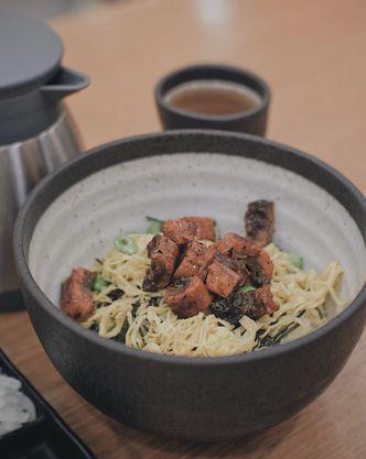 Foto Makanan di Dashi Chazuke Zenraku