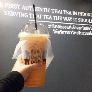 Foto 3 - Makanan(thai tea ) di Dum Dum Thai Drinks oleh yukjalanjajan