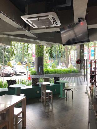 Foto review GrindJoe Coffee - Moxy Hotel oleh Abi Raihan 3
