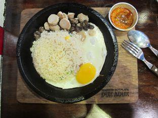 Foto 2 - Makanan di Nasgor Hotplate Duk Aduk oleh Kuliner Addict Bandung