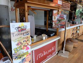 foto Tokio Street Takoyaki