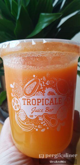 Foto 1 - Makanan di Tropicale Juice Bar oleh UrsAndNic