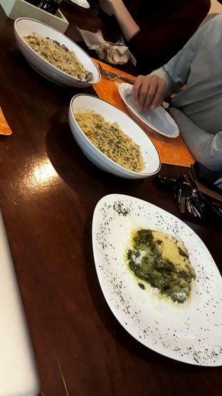 Foto 2 - Makanan(Risotti Al Funghi, Truffle Tagliolini, Lasagna Pesto) di Mamma Rosy oleh Aireen Puspanagara