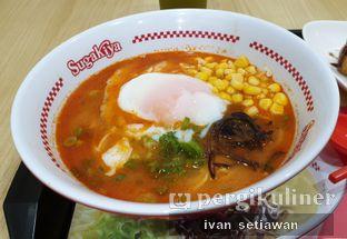 Foto 1 - Makanan(Tomato Chili Ramen) di Sugakiya oleh Ivan Setiawan