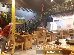 Foto 9 - Interior di Rahmawati Suki & Grill oleh Prita Hayuning Dias