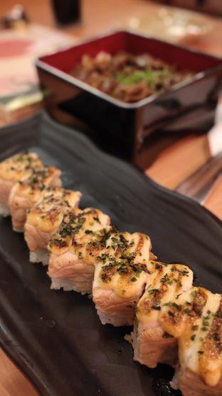 Foto 1 - Makanan di Sushi Tei oleh Arista Aprilianti