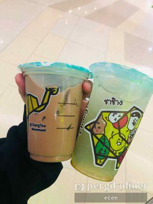 Foto review Chang Tea oleh @Ecen28  2