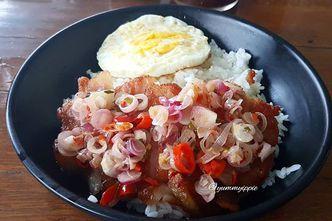 Foto Makanan di Wokhei