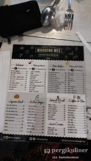 Foto review Waroeng Mee oleh Ria Tumimomor IG: @riamrt 3