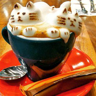 Foto 2 - Makanan(Catpucinno) di Mokka Coffee Cabana oleh Yanni Karina