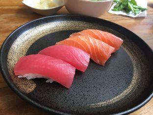 Foto 1 - Makanan di Umaku Sushi oleh Christalique Suryaputri