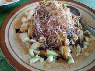Foto - Makanan di Ketoprak Cirebon Idaman oleh anisa putri isnarti