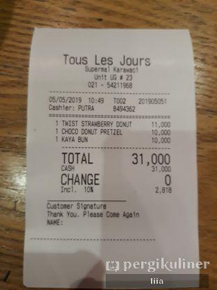 Foto review Tous Les Jours oleh Liia Liia 2