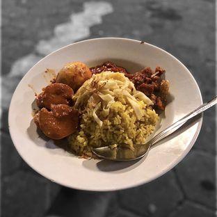 Foto review Nasi Kuning Pungkur oleh Fadhlur Rohman 1