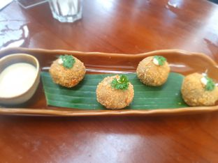 Foto 2 - Makanan(Bitterballen) di Jenderal Kopi Nusantara Buwas oleh Fika Sutanto