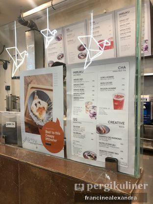 Foto review RUTSU Dessert Factory oleh Francine Alexandra 2