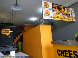 Foto review Cheese Chicken oleh Buby Sofia 1