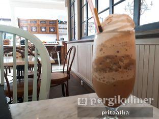 Foto 1 - Makanan(Ice Mochaccino) di Giggle Box oleh Prita Hayuning Dias