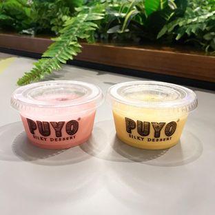 Foto 1 - Makanan di Puyo Silky Desserts oleh @makankudiary (by Tamy)