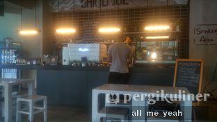 Foto 2 - Interior di GrindJoe Coffee - Moxy Hotel oleh Gregorius Bayu Aji Wibisono