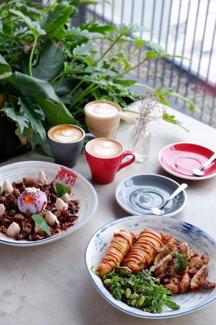 Foto 1 - Makanan di Egg Hotel oleh yudistira ishak abrar