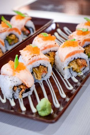Foto 16 - Makanan di Washoku Sato oleh Indra Mulia