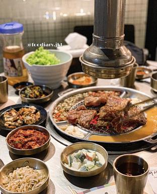 Foto - Makanan di Seo Seo Galbi oleh Food Diary  Jakarta