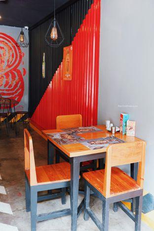 Foto 23 - Interior di Jjang Korean Noodle & Grill oleh Indra Mulia