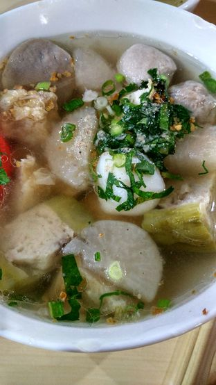 Foto 2 - Makanan di Bakmi Daging Sapi & Babat 69 oleh Leony Johan