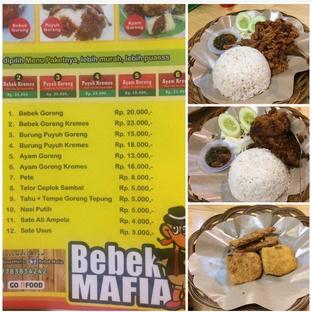 Foto - Makanan di Ayam Bebek Mafia oleh Asteria Pangestu