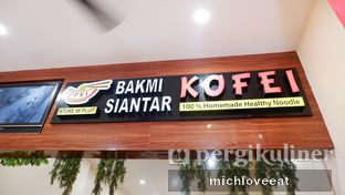 Foto 4 - Eksterior di Bakmi Siantar Ko'Fei oleh Mich Love Eat