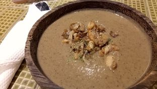 Foto 6 - Makanan(Creamy Mushroom Soup) di Burgreens Express oleh maysfood journal.blogspot.com Maygreen