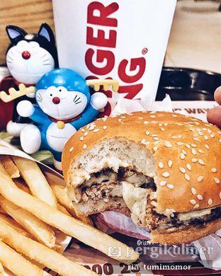 Foto 5 - Makanan di Burger King oleh riamrt