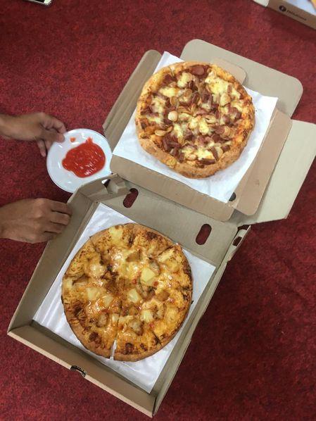 Pizza Hut Apple Pie >> Galeri Foto Makanan Dan Suasana Di Pizza Hut Delivery Phd
