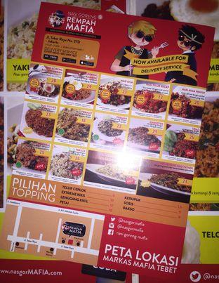 Foto 3 - Menu di Nasi Goreng Mafia oleh Andrika Nadia