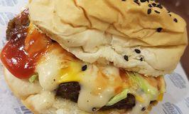 Qobar Burger Bakar