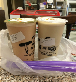 Foto 1 - Makanan di T2 Taiwanese Tea & Coffee oleh Elvira Sutanto