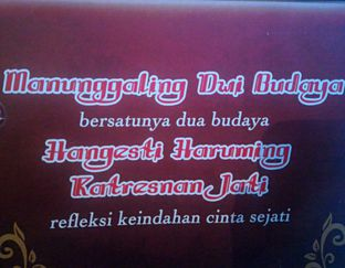 Foto review Dream of Kahyangan Art Resto oleh kuliner surabaya 3