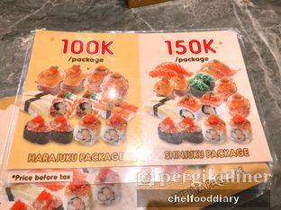 Foto 3 - Menu di Sushi Go! oleh Rachel Tobing