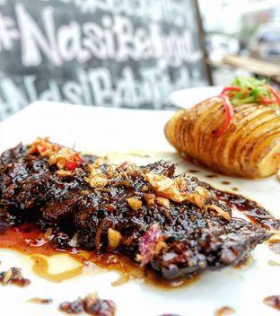 Foto 2 - Makanan(Blackened Pork with Potato) di Warung Bali Bedugul oleh Eric  @ericfoodreview