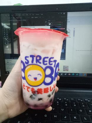 Foto 1 - Makanan di Street Boba oleh nyam nyam