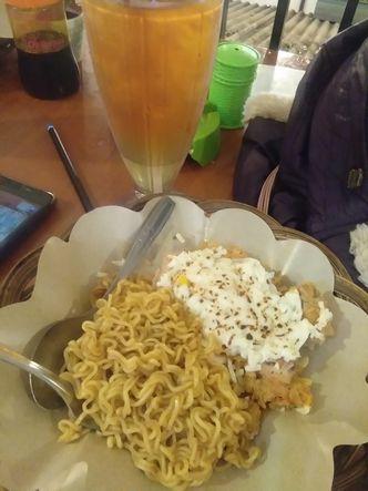 Foto Makanan di Ayam Geprek Kampus