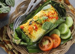 Harum & Nikmat, Inilah 5 Jenis Nasi Bakar yang Populer di Indonesia