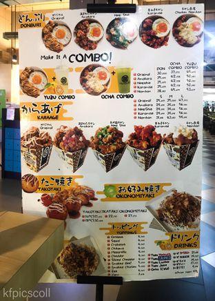 Foto 1 - Menu(List Harga ) di Momokino oleh Kumala Yang