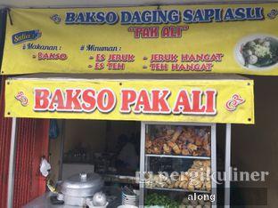 Foto 1 - Eksterior(Penampakan Luar) di Bakso Pak Ali oleh #alongnyampah