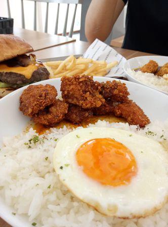 Foto Makanan di The Neighbors Cafe