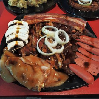 Foto Makanan di KenHotBar
