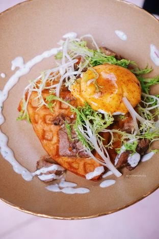 Foto 2 - Makanan di Lume Restaurant & Lounge oleh Indra Mulia